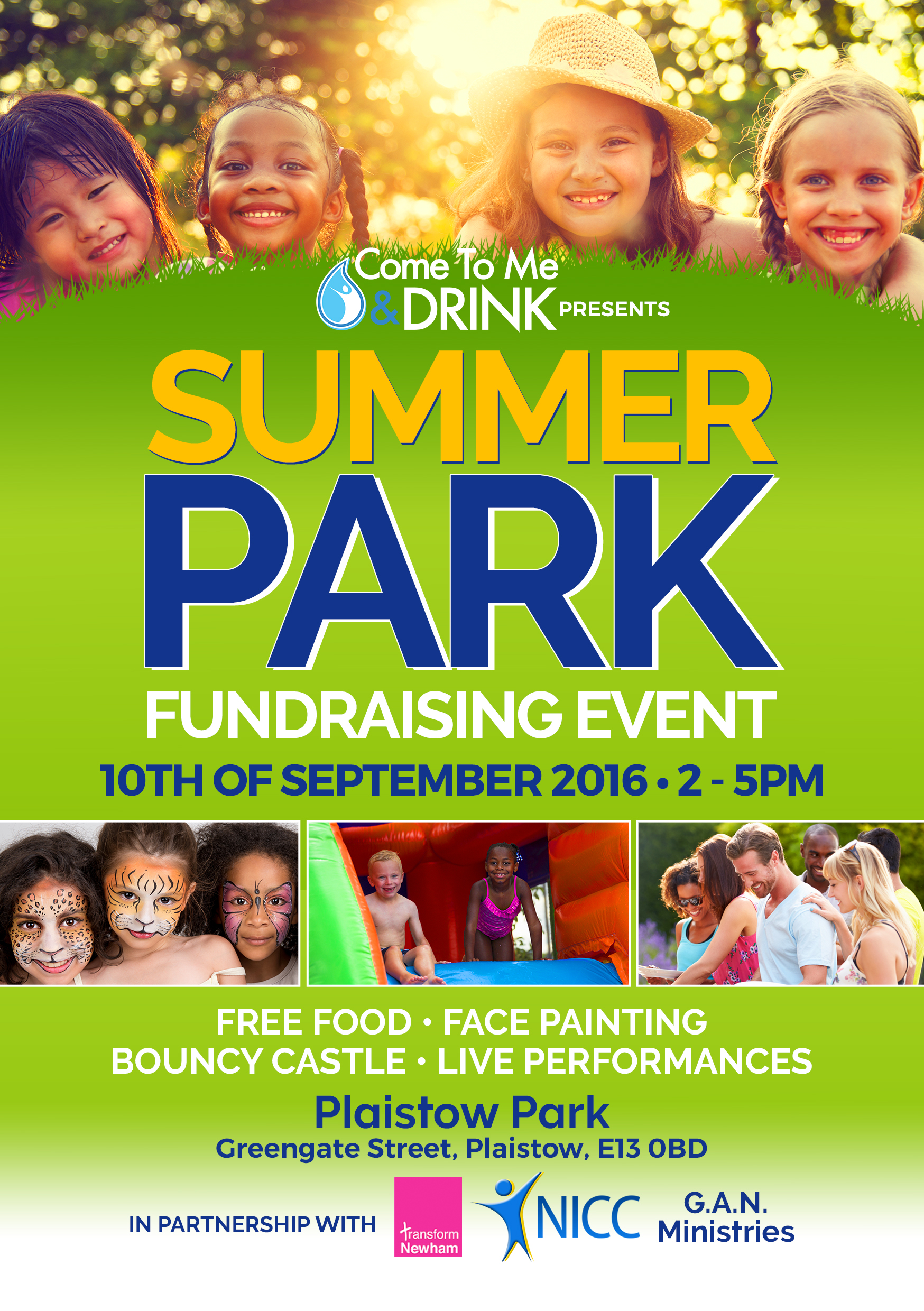 http://yournicc.com/how-to-extend-your-summer-days/ NICC Summer Park Event